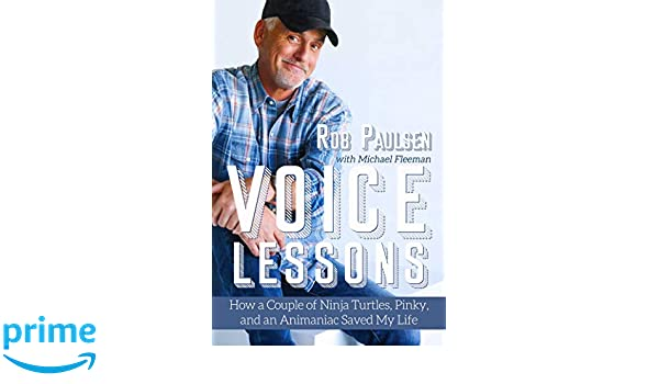 Voice Lessons: How a Couple of Ninja Turtles, Pinky, and an ...