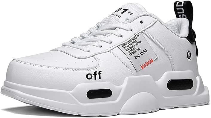 Zapatillas de Deporte de Moda para Hombre Zapatos cálidos de Invierno Botas de Nieve Zapato Deportivo para Caminar Informal: Amazon.es: Zapatos y complementos