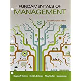Fundamentals of Management, Seventh Canadian Edition, Loose Leaf Version with MyManagementLab (7th Edition)