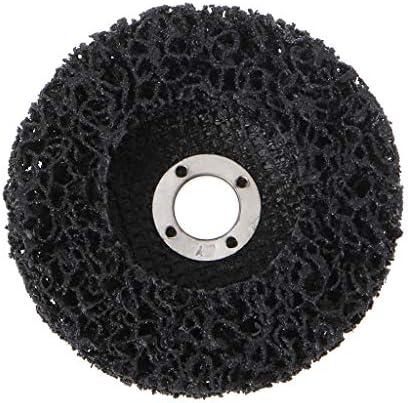 Lisanl 125mm Winkelschleifer Poly Strip Disc Schleifscheibe Lack Rostentferner Saubere Schleifscheiben