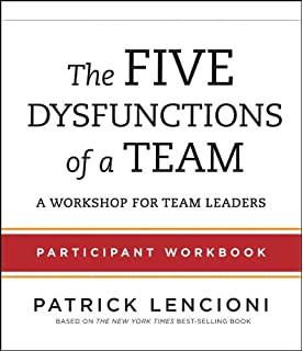 The Five Dysfunctions Of A Team Team Assessment Patrick M