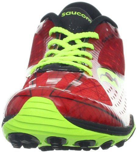 Black Shoe Mens Red Running XC3 Citron Saucony Shay Spike w4ZqUC1xx