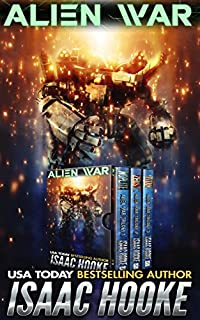 Alien War by Isaac Hooke ebook deal
