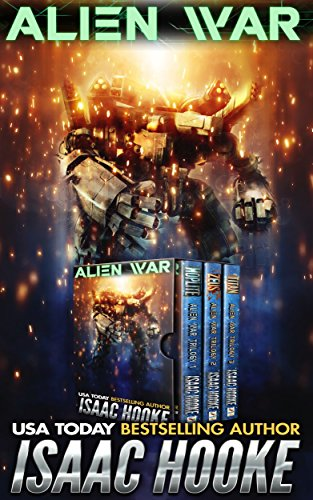 Alien War: The Complete Trilogy
