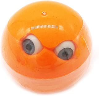 Prevently Toy Juguete de Pelota de Halloween para niños, diseño Creativo, Naranja