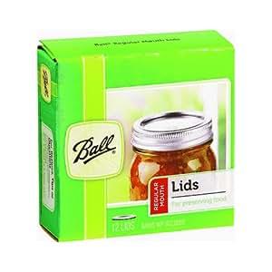 Ball® Regular Mouth 12 Lids (by Jarden Home Brands)