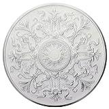Ekena Millwork CM33VE 33-Inch OD x 1 3/4-Inch P Versailles Ceiling Medallion by Ekena Millwork