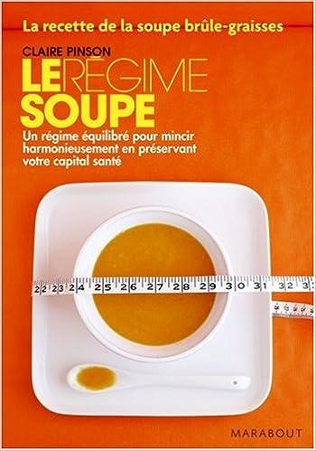 15 soupes brûle-graisses