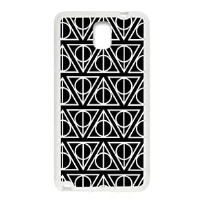 Simple triangle pattern Cell Phone Case for Samsung Galaxy Note3