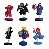 Lego Movie Mini Figures 6 Pcs Set #1