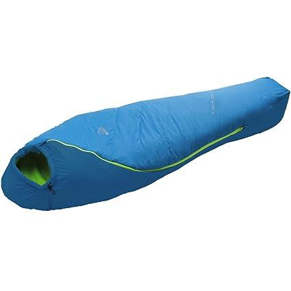 Mckinley Saco de dormir momia X-Treme Light 600 Ii Blue/Lime Uni