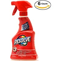 Resolve Carpet Spot & Stain Remover (1 Pack (11 Fl Oz x 6 Ct))
