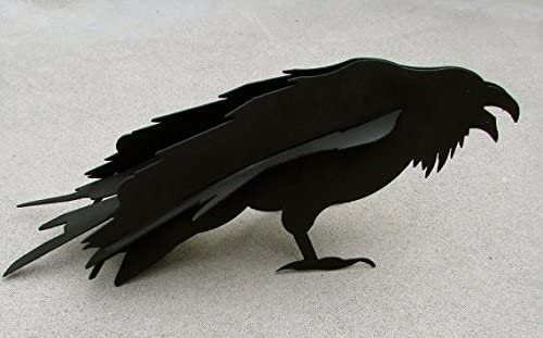 Ideal Garden Products Garly Raven