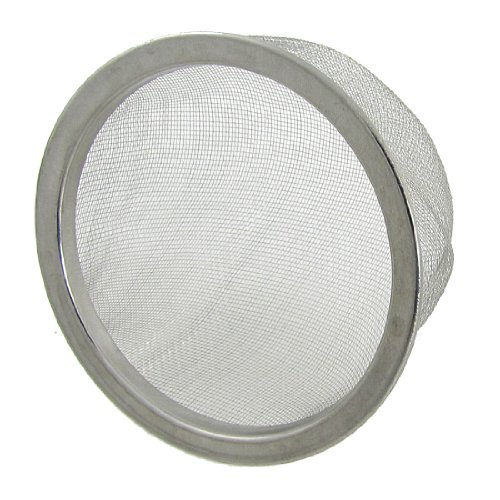 uxcell Outside Teapot Stainless Strainer