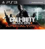 Call of Duty Black Ops II: Apocalypse DLC - PS3 [Digital Code]