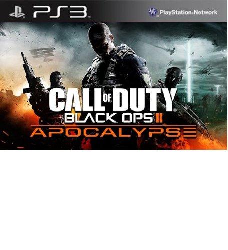 Call of Duty Black Ops II: Apocalypse DLC - PS3 [Digital Code] (Ps3 Black Ops 2 Dlc Maps)