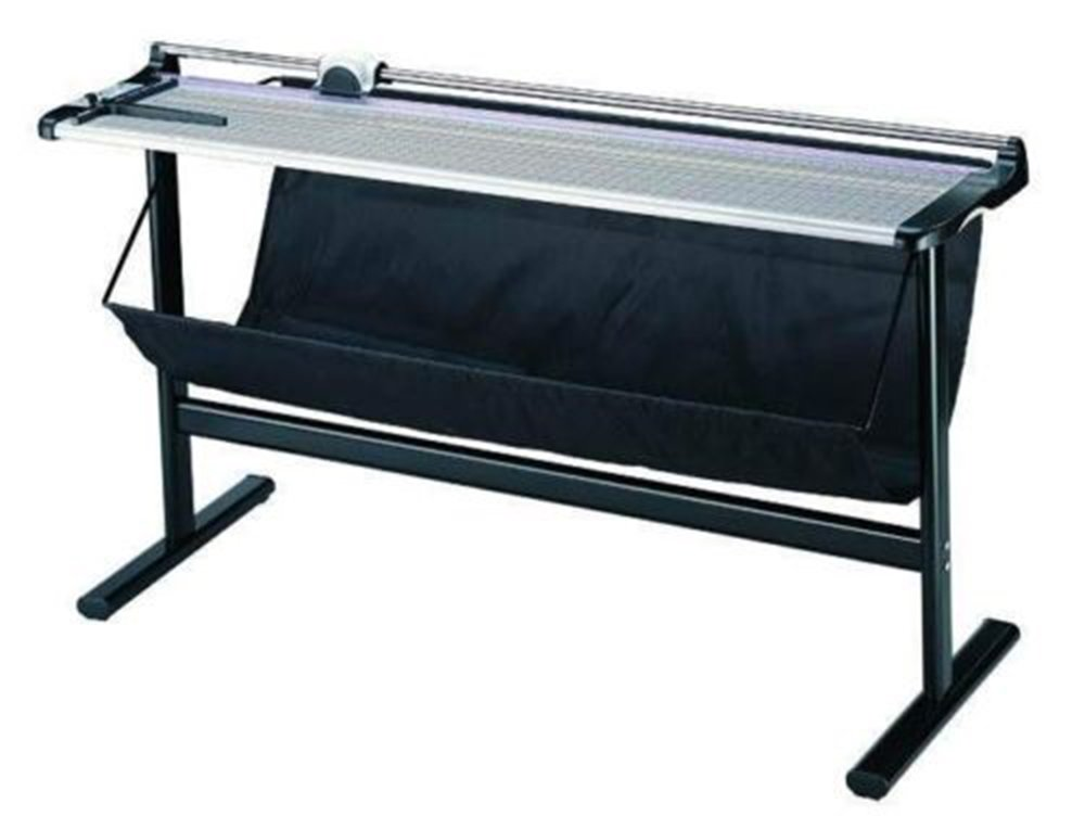 ERC KW-triO 59 inch Wide Format Rotary Paper Trimmer with Stand and Waste Catcher (3026)