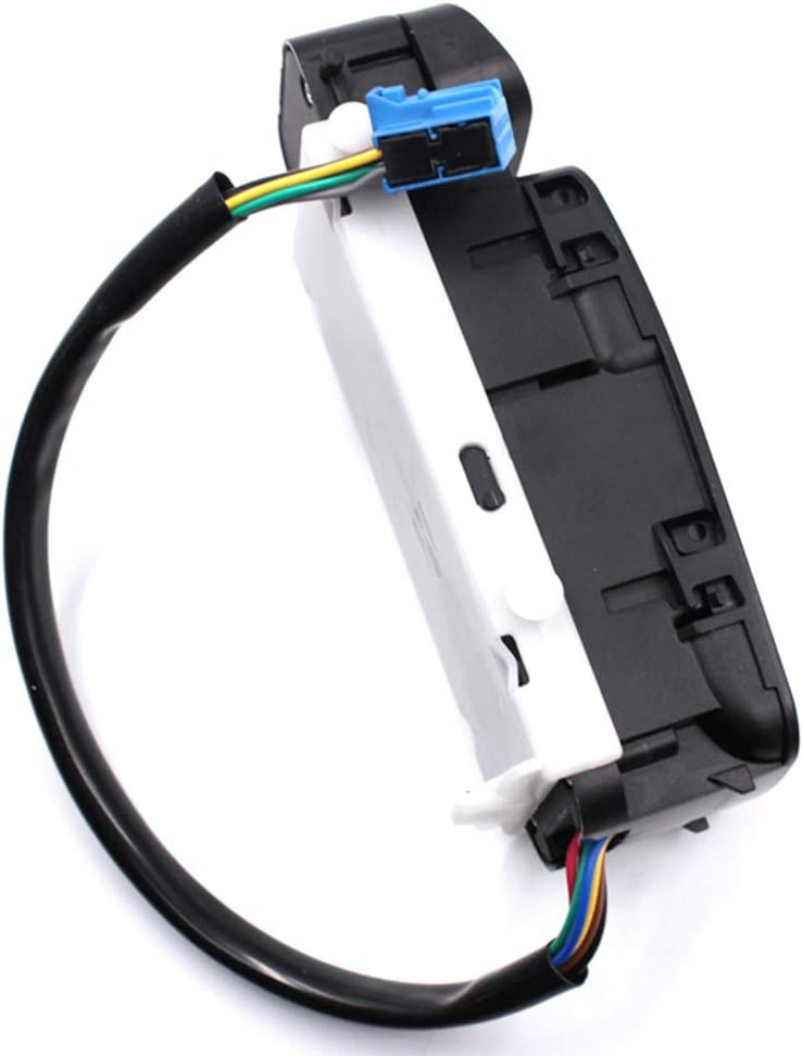 Super11Six Power Window Master Switch Fit for C CLASS W203 C180 C200 C220 Original Equipment Door Window Switch,Replace # A2098203410 A2038210679