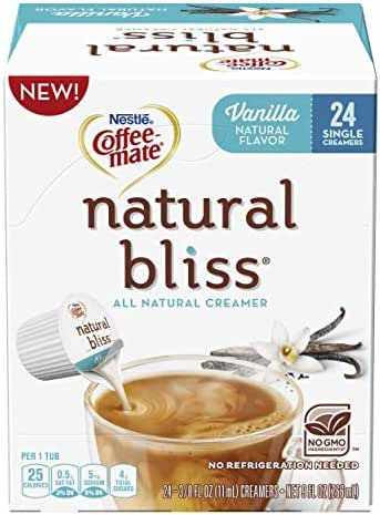 Creamers: Coffee-Mate Natural Bliss