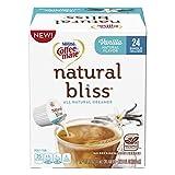 Coffee Mate Coffee-Mate Natural Bliss Liquid Creamer Singles Tubs, Vanilla, 96 Count