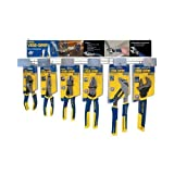 12 Pc. Pliers & Wrench Display