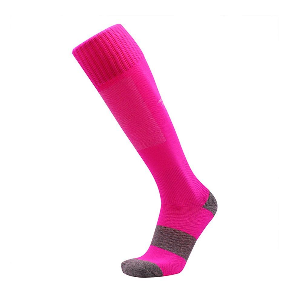 Men Football Socks Towel Bottom Soccer Socks Stocking Sports Knee High Socks