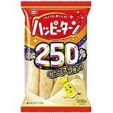 亀田製菓 パウダー250%ハッピーターン 53g×10袋
