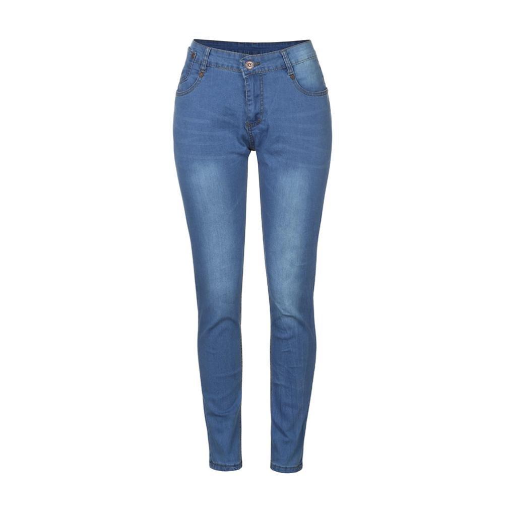 Sannysis Vaqueros Cintura Alta Tallas Grandes Pantalones Leggins Pantalones Jeans Elastico Flacos Skinny Pantalones Largos De Mezclilla Jeans Denim Hombres Slim Fit Jeans Para Hombre Push Up Danza