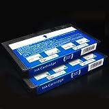 【むさしのメディアオリジナル】 エプソン互換 ICCL45B 2個セット 4色一体型インクカートリッジ ICCL45[大容量タイプ] ICチップ(残量表示機能)付き [フラストレーションフリーパッケージ(FFP)]
