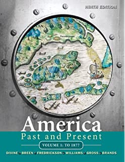 Amazon america past and present volume 2 9th edition america past and present volume 1 to 1877 9th edition fandeluxe Image collections