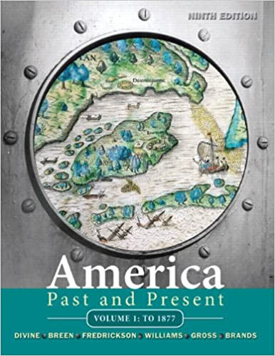 Amazon america past and present volume 1 to 1877 9th edition america past and present volume 1 to 1877 9th edition 9th edition fandeluxe Gallery