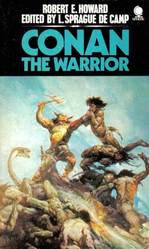 Conan the Warrior ((Conan, Volume 7))