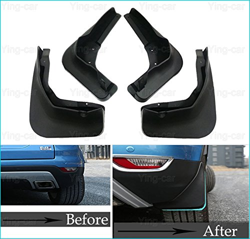 lexus rx350 mud guards - 3