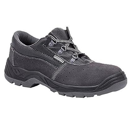 Paredes sm5039 Gr38 crossix – Zapatos de seguridad S1P talla 38 GRIS