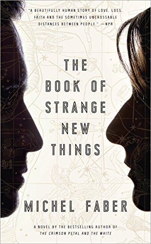 The Book of Strange New Things: A Novel cover