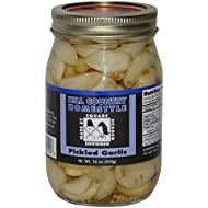 Texas Hill Country Pickled Garlic 16oz