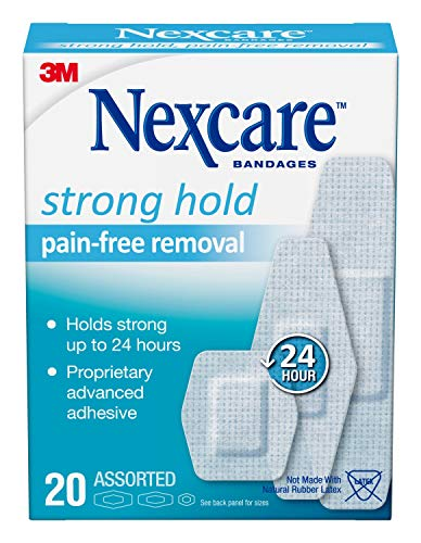 Nexcare Strong Hold Bandages