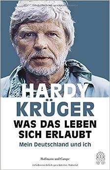 Buch Cover für Was das Leben sich erlaubt: Mein Deutschland und ich