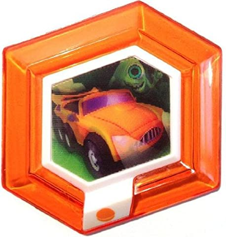 Disney Infinity Exclusive Power Disc Mike's Car (Cars Infinity)