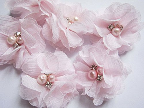 YYCRAFT Pack Of 20 Pieces Chiffon 2