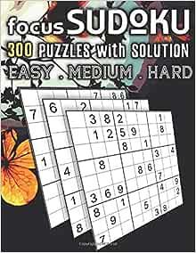 Focus Sudoku