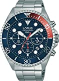 Lorus Men's Analogue Quartz Watch with Stainless Steel Strap RT317GX9