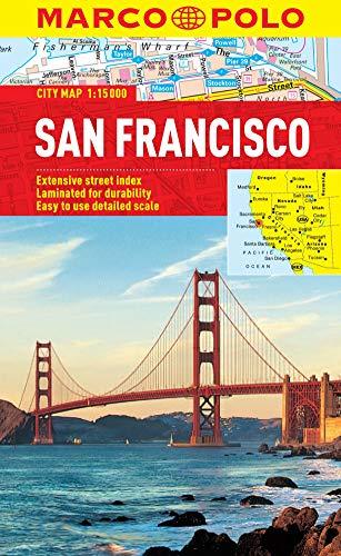 San Francisco Marco Polo City Map (Marco Polo