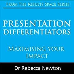 Presentation Differentiators