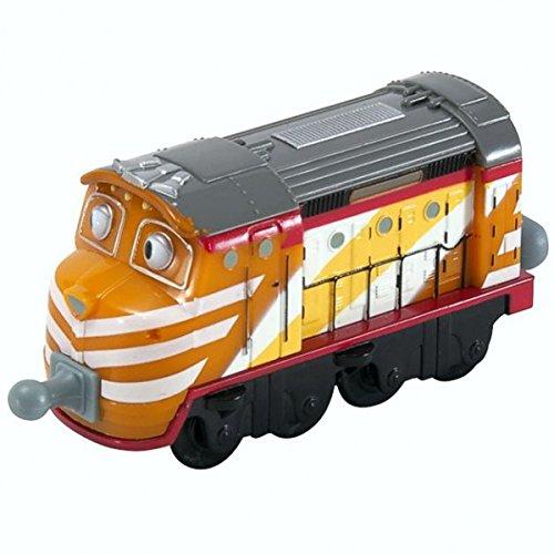 1 opinioni per Chuggineer Tina | Locomotiva | Tomy 54128 | Chuggington | Cast Serie Stack Track