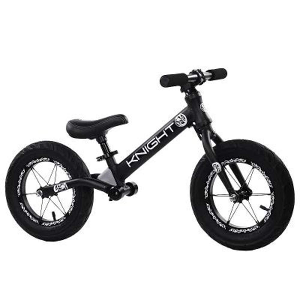 en stock negro XIAOXIAO XIAOXIAO XIAOXIAO Niños Balance Bicicleta sin Pedales para 3-6 años de Edad Niño es Bicicleta Bicicleta Segura  barato y de moda