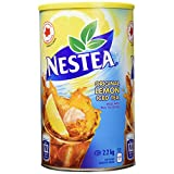 NESTEA Original Lemon Iced Tea, Canister, 2.2 Kg