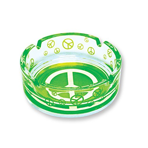 Rockin Gear Ashtray Glass 4