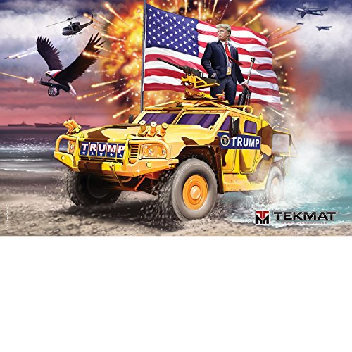 - TekMat Trump Commander and Chief Poster/24