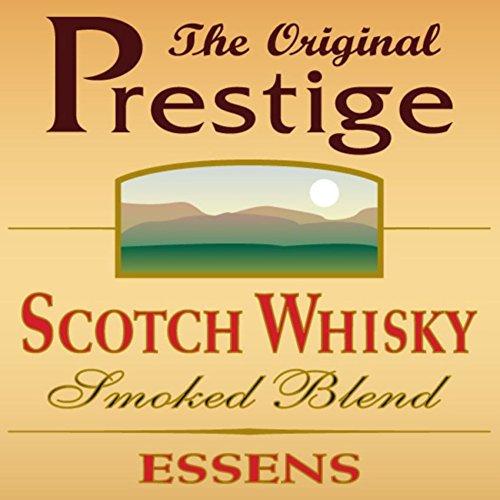 Prestige Essences Scotch Whisky Smoked Blend 20ml Flavours 750ml of Vodka Spirit